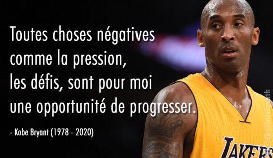Vidéo motivante de Kobe Bryant